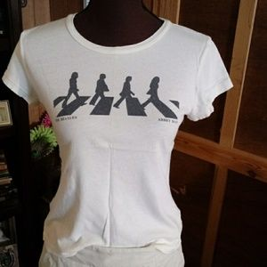 The Beatles Abbey Road Tee Shirt
